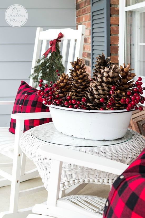 32 Best Outdoor Christmas Decorations - Christmas Yard Decorating - christmas decorations outdoors