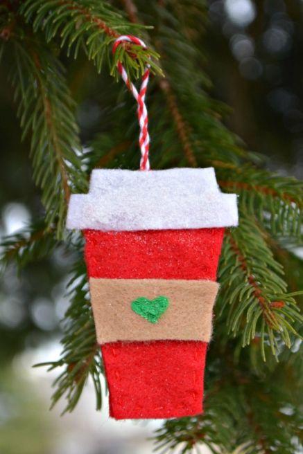 32 Easy Homemade Christmas Ornaments - How To Make DIY Christmas