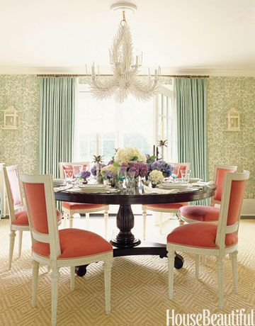 85+ Best Dining Room Decorating Ideas and Pictures - Beautiful Dining Rooms