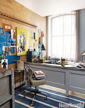 60+ Best Home Office Decorating Ideas - Design Photos of Home - home office design ideas