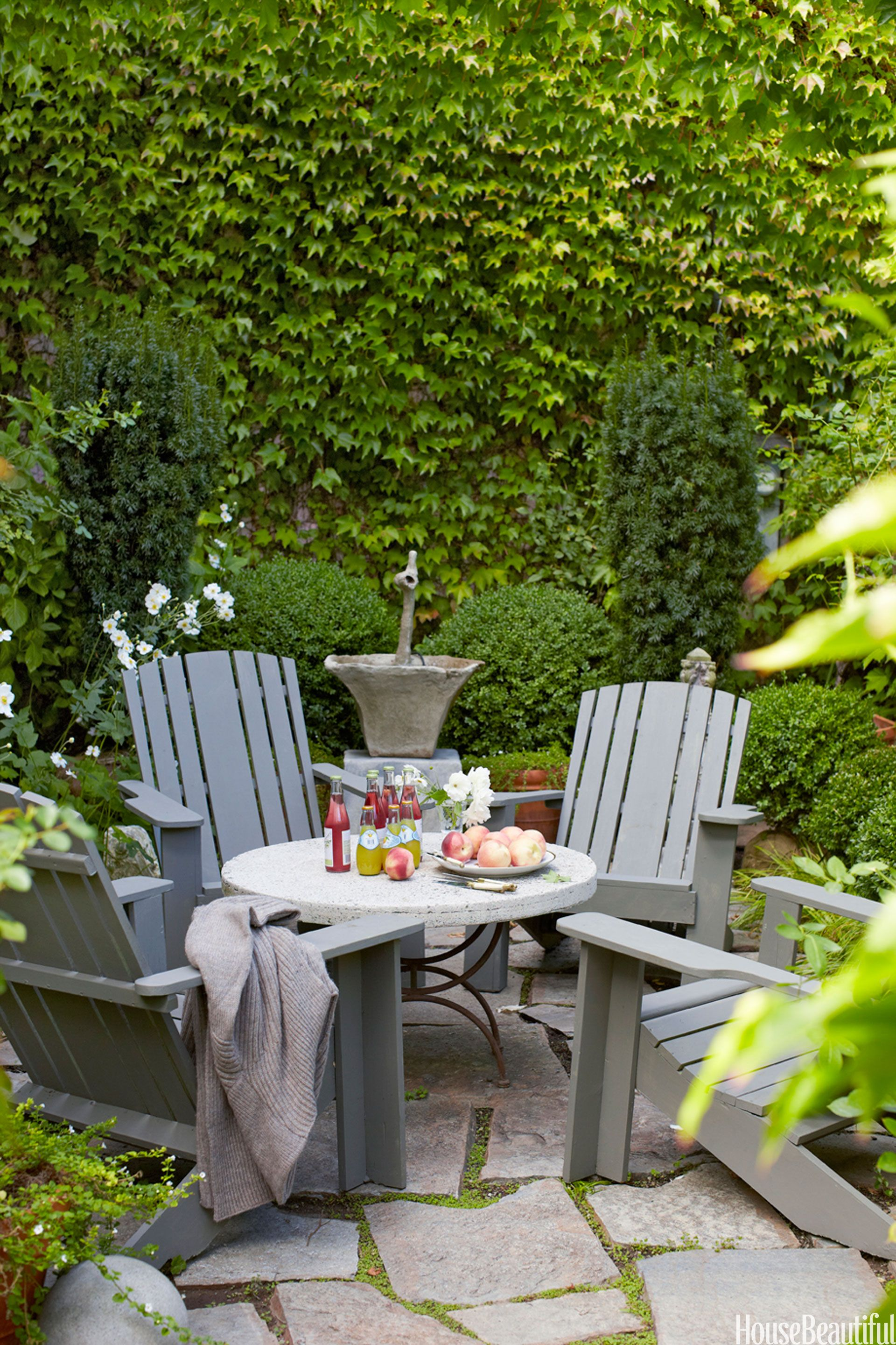 Small Patio Ideas Decorating Small Outdoor Spaces