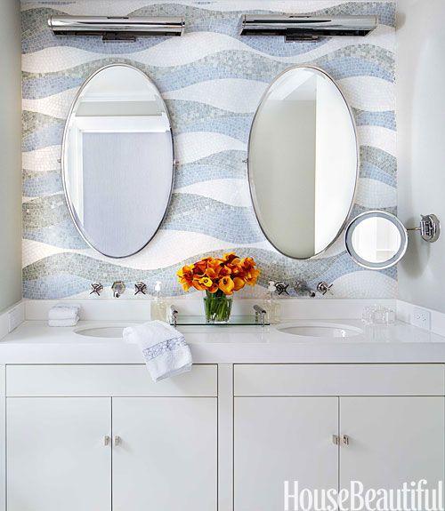 48 Bathroom Tile Design Ideas - Tile Backsplash and Floor Designs