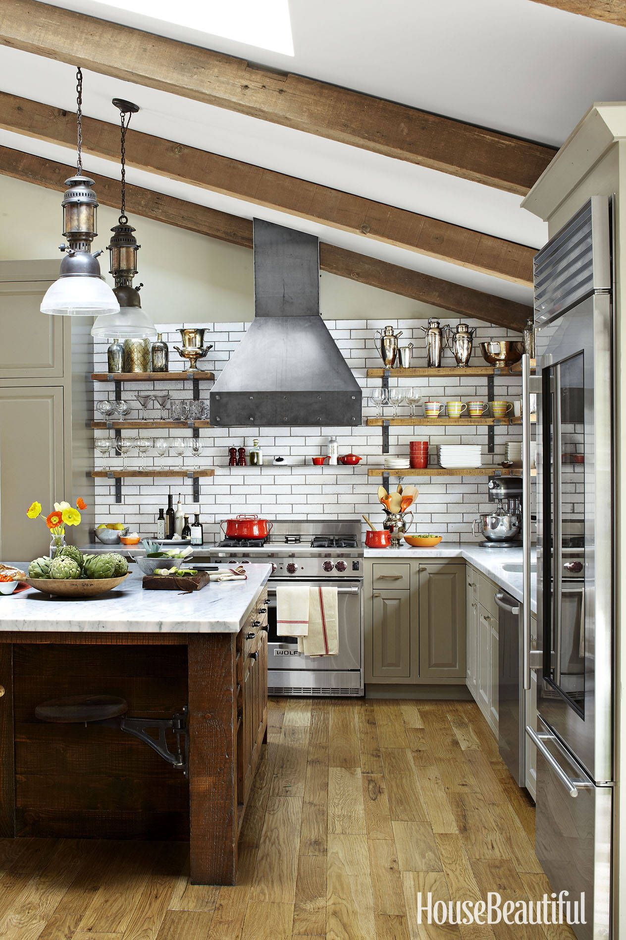 Doorless Kitchen Cabinets Hate Open Shelving These 15 Kitchens Might Convince You Otherwise