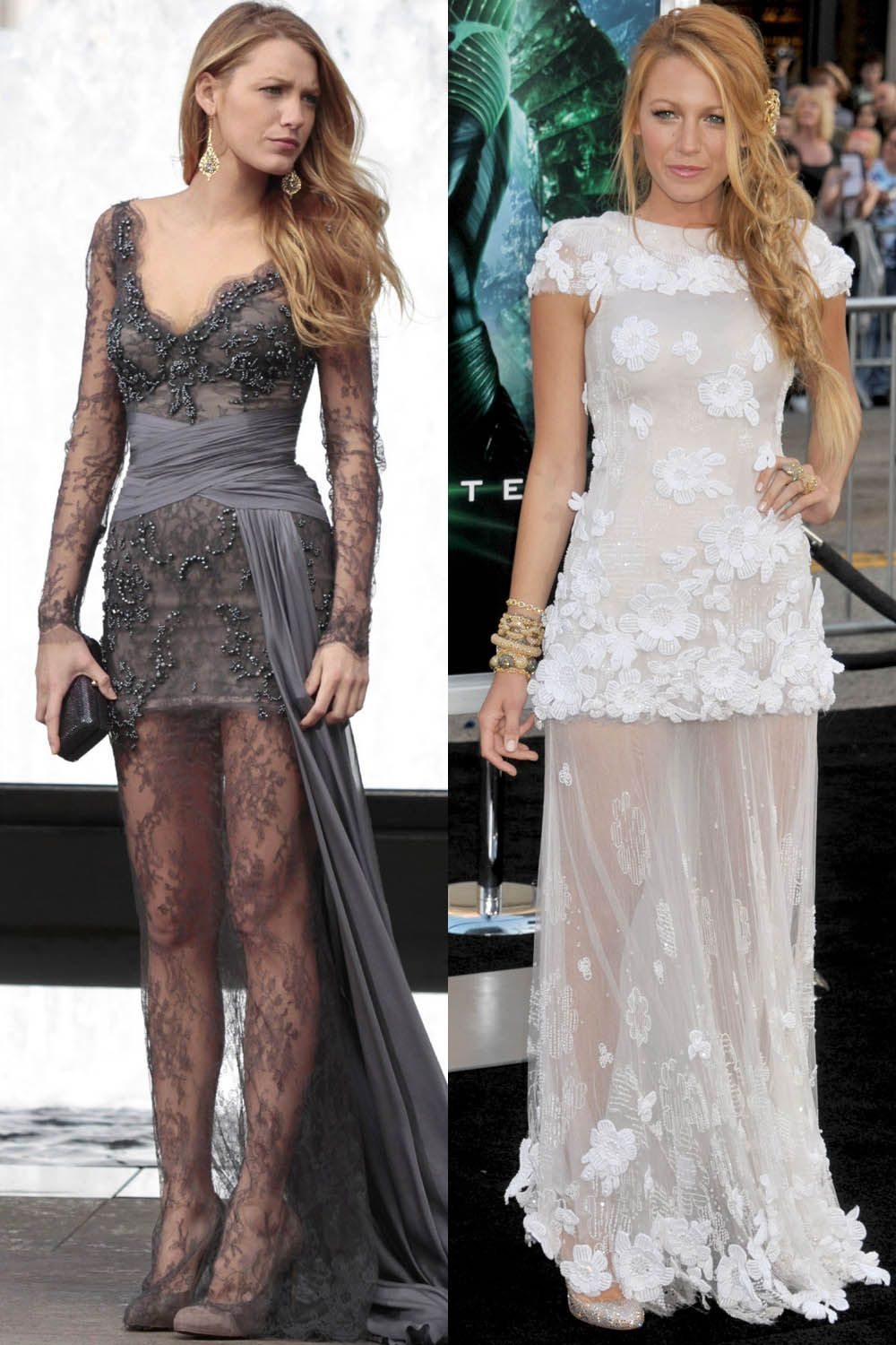 18 Geburtstag Party Outfit 28 Times Blake Lively Dressed Like Serena Van Der Woodsen In Real Life