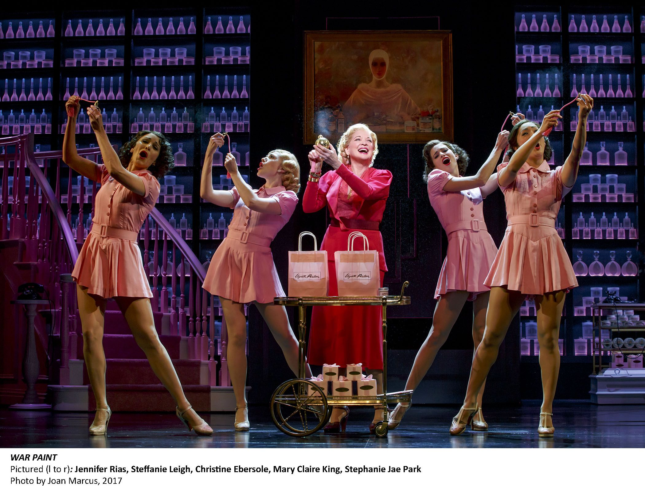 Broadway Quotes Wallpaper War Paint Broadway Review Patti Lupone And Christine