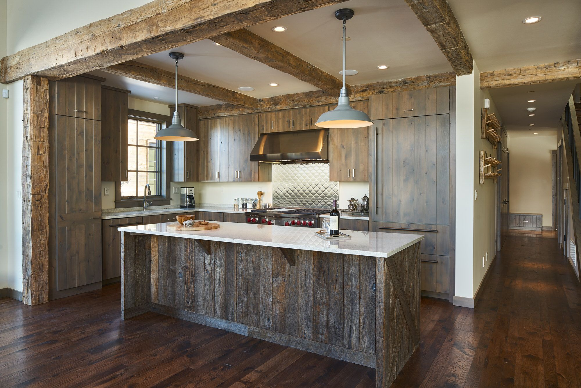 Küche Rustikal Modern 15 Best Rustic Kitchens - Modern Country Rustic Kitchen
