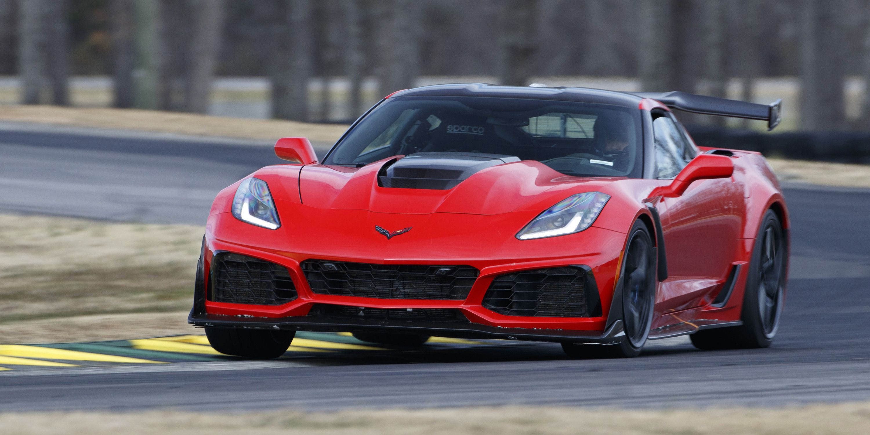 1990 Chevrolet Corvette Zr1 2019 Corvette Zr1 Does 60 In 2 85 Seconds Hits 100 In Six