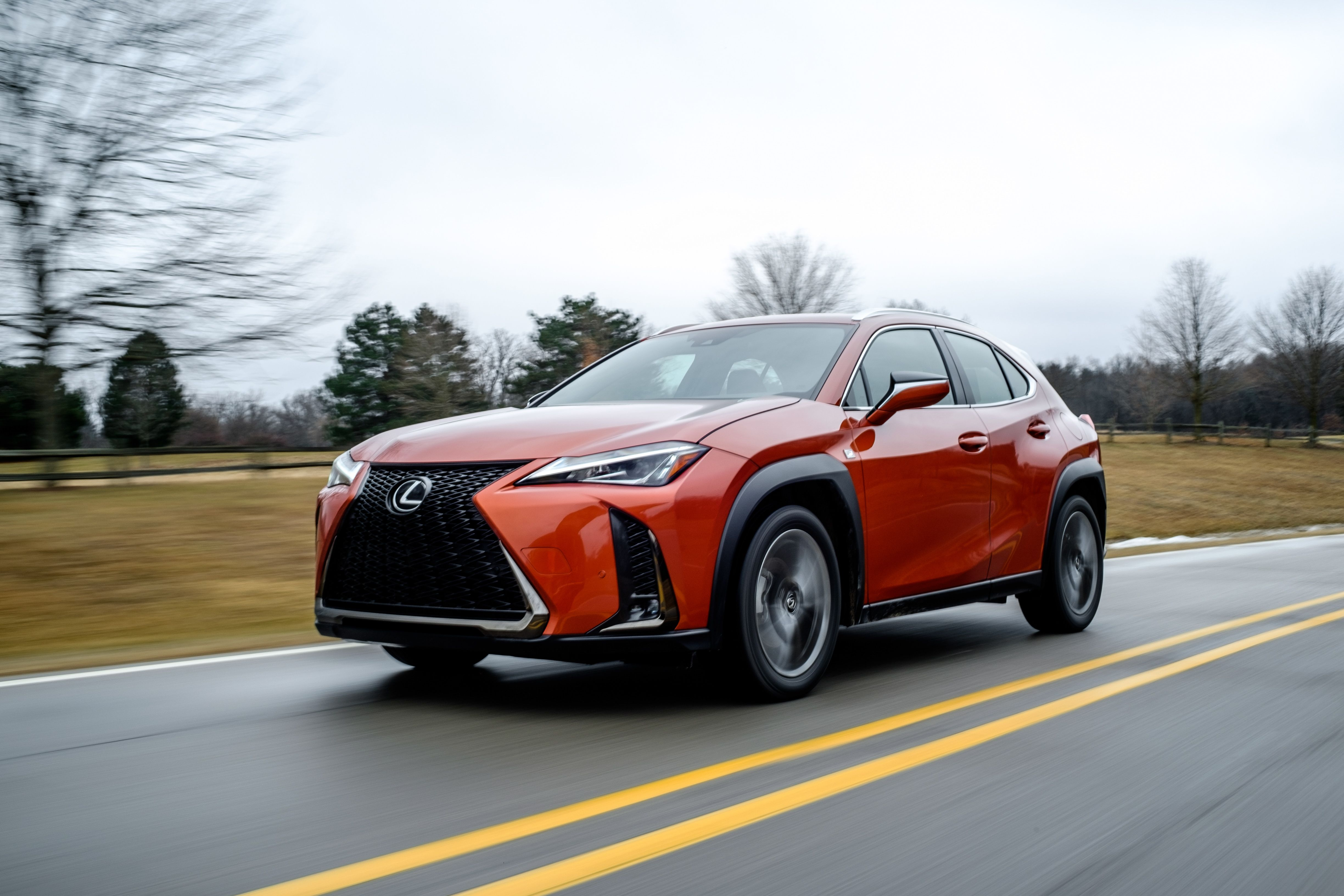 Ux Plug 2019 Lexus Ux New Ux200 And Ux250h Entry Luxury Crossovers