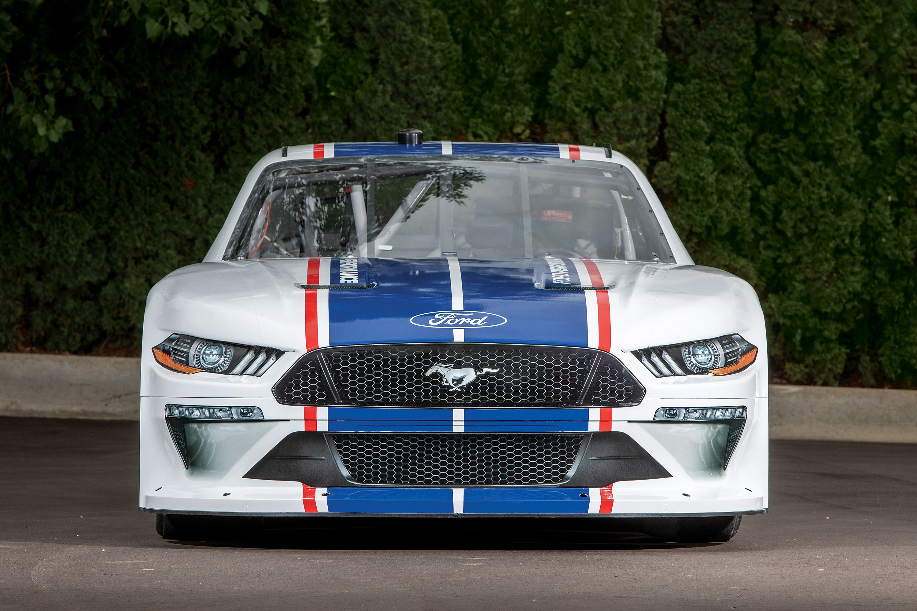 Vehicle Manufacturers In Nascar Ford Unveils 2020 Nascar Xfinity Series Mustang
