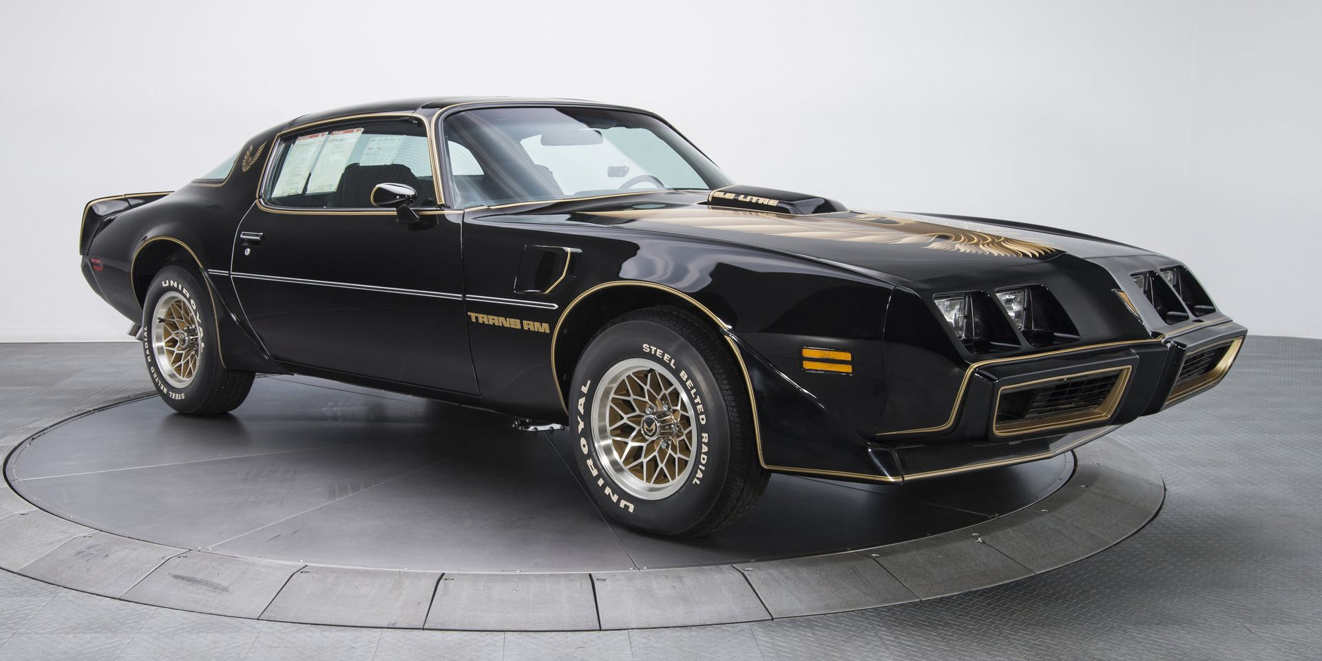 1979 Trans Am Picture This Brand New 1979 Pontiac Trans Am Can Be Yours For 160 000