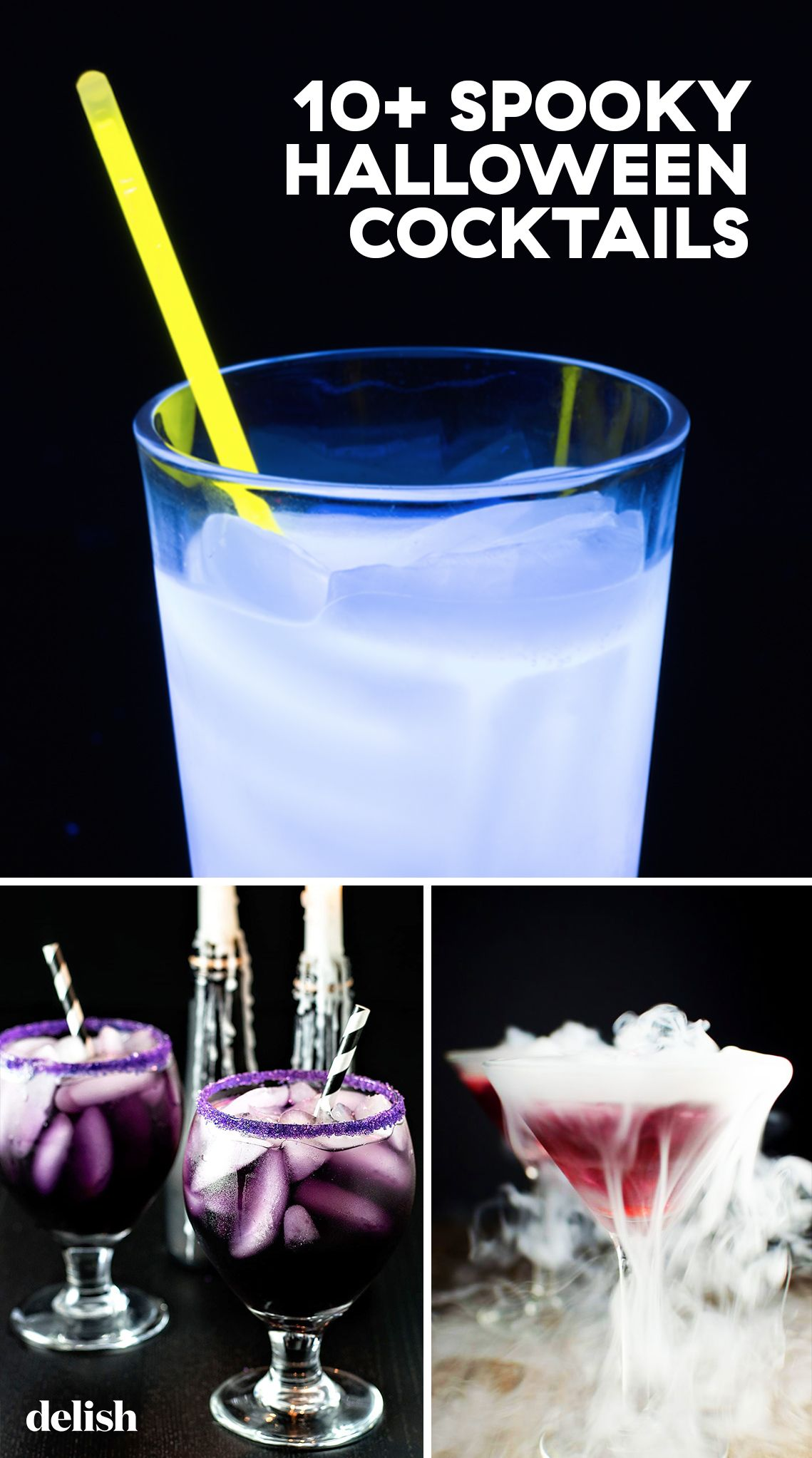 Cocktail Halloween 10 Best Halloween Cocktails Easy Alcoholic Drink Recipes For