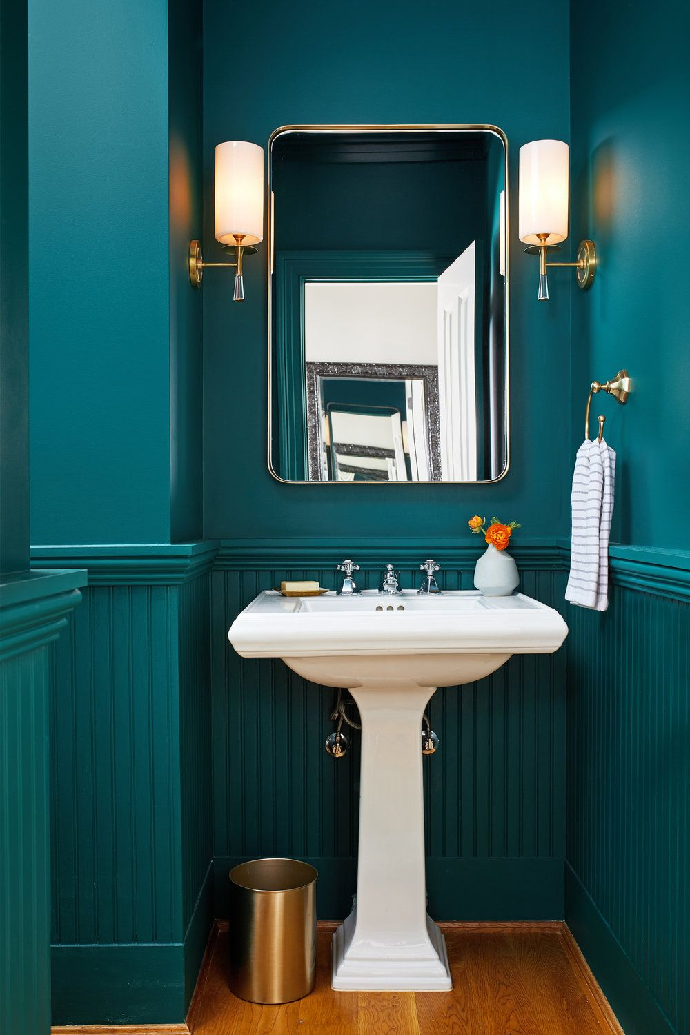 The 10 Best Teal Paint Colors And How To Use Them