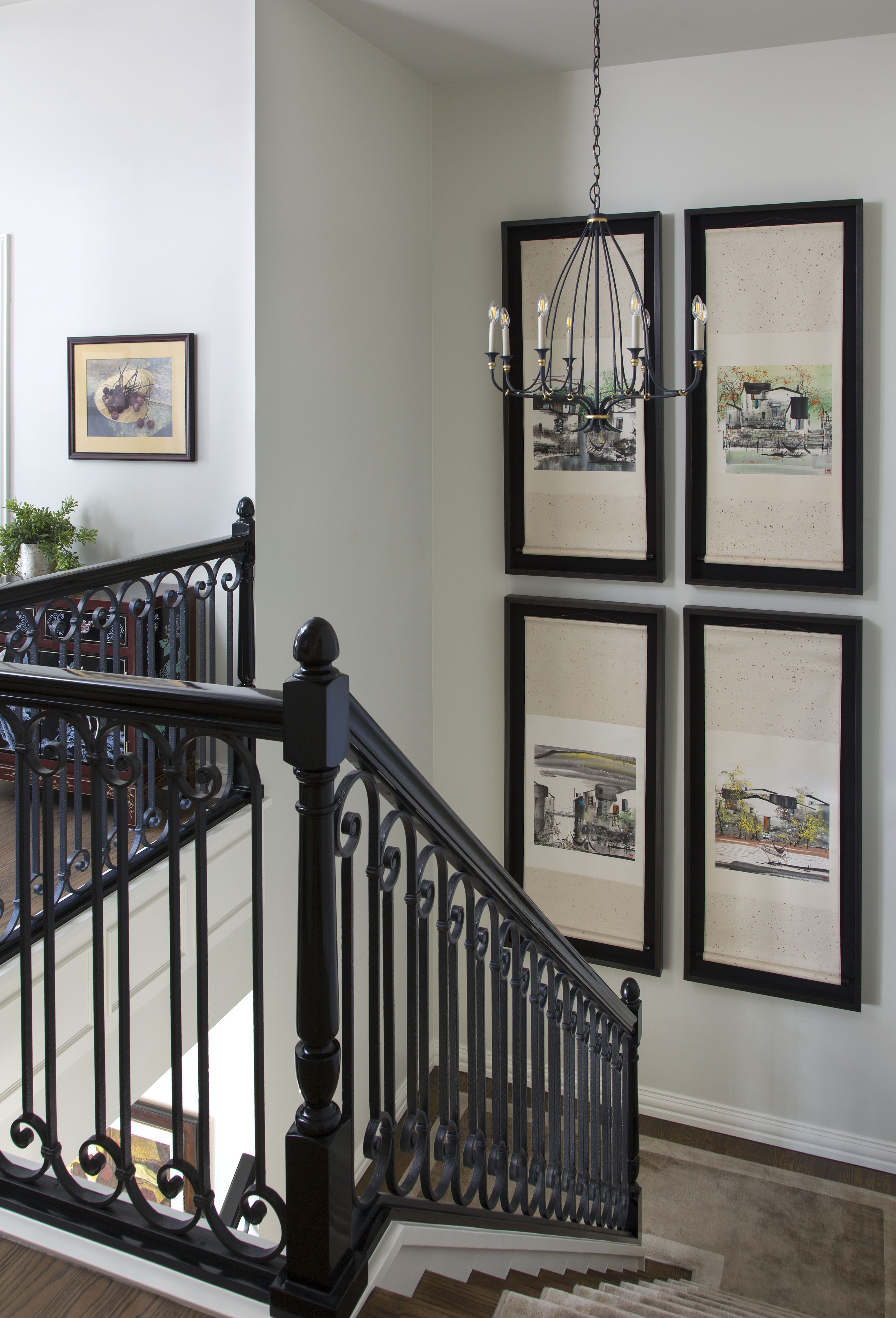 Staircases In Homes 27 Stylish Staircase Decorating Ideas How To Decorate Stairways