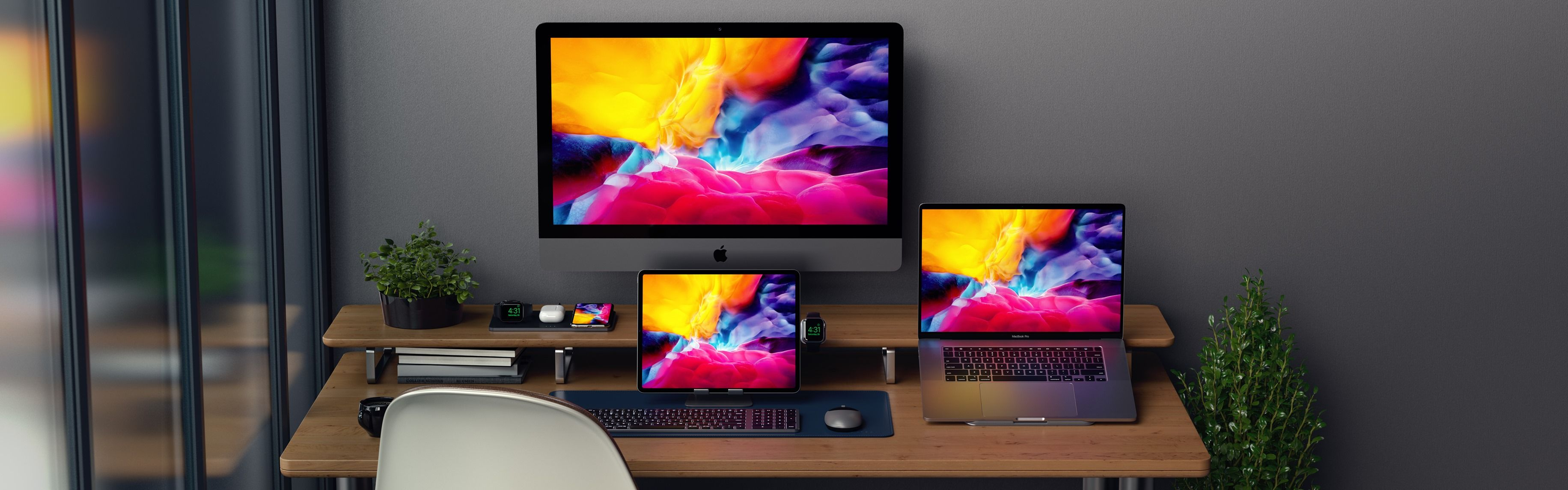 The Best Apple Desk Setups For Every Person Gear Patrol