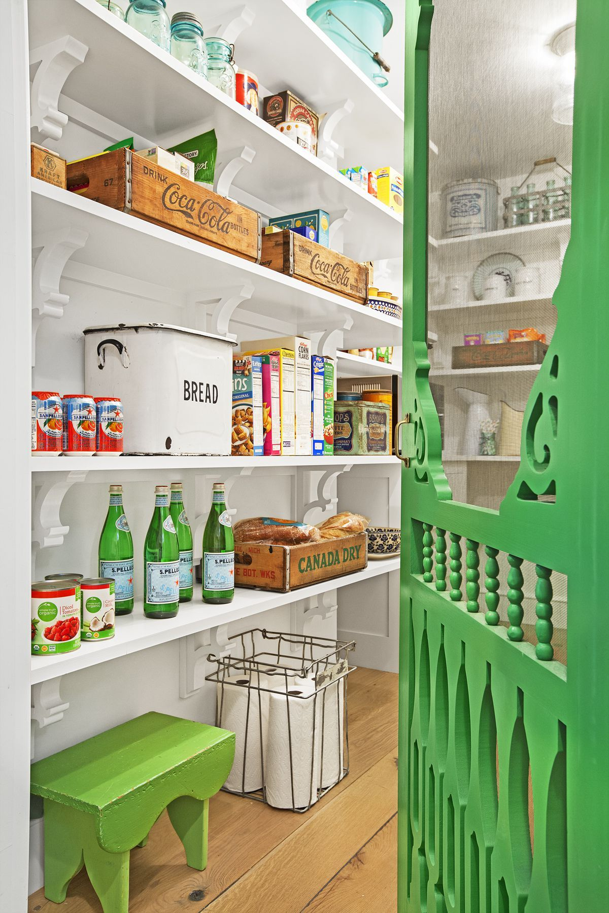 Apa Itu Pantry 15 Clever Pantry Organization Ideas And Tricks How To Organize A