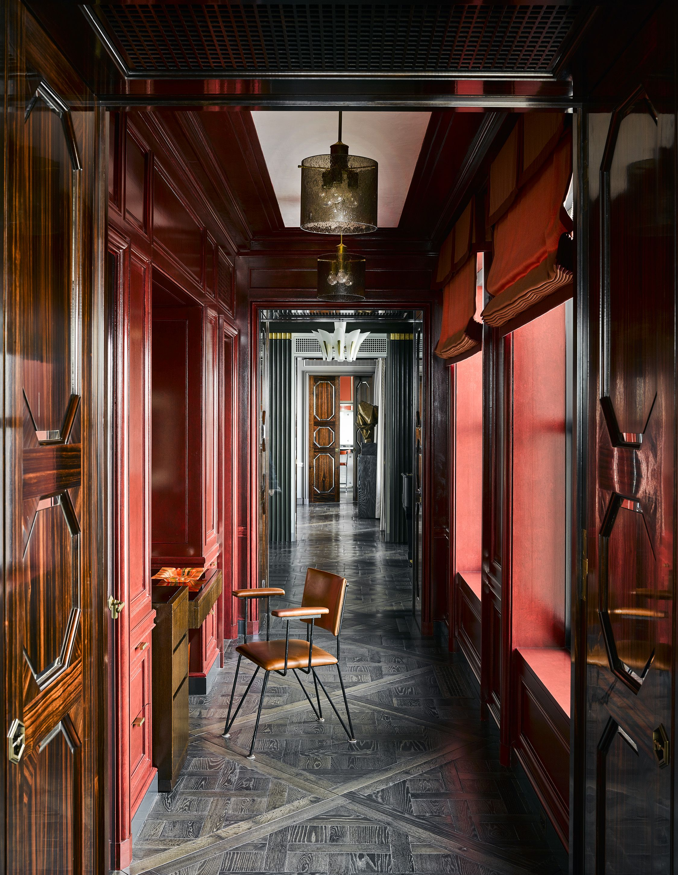 Salon Art Et Deco Paris Art Deco Apartment Chicago Steven Gambrel S Chicago Apartment