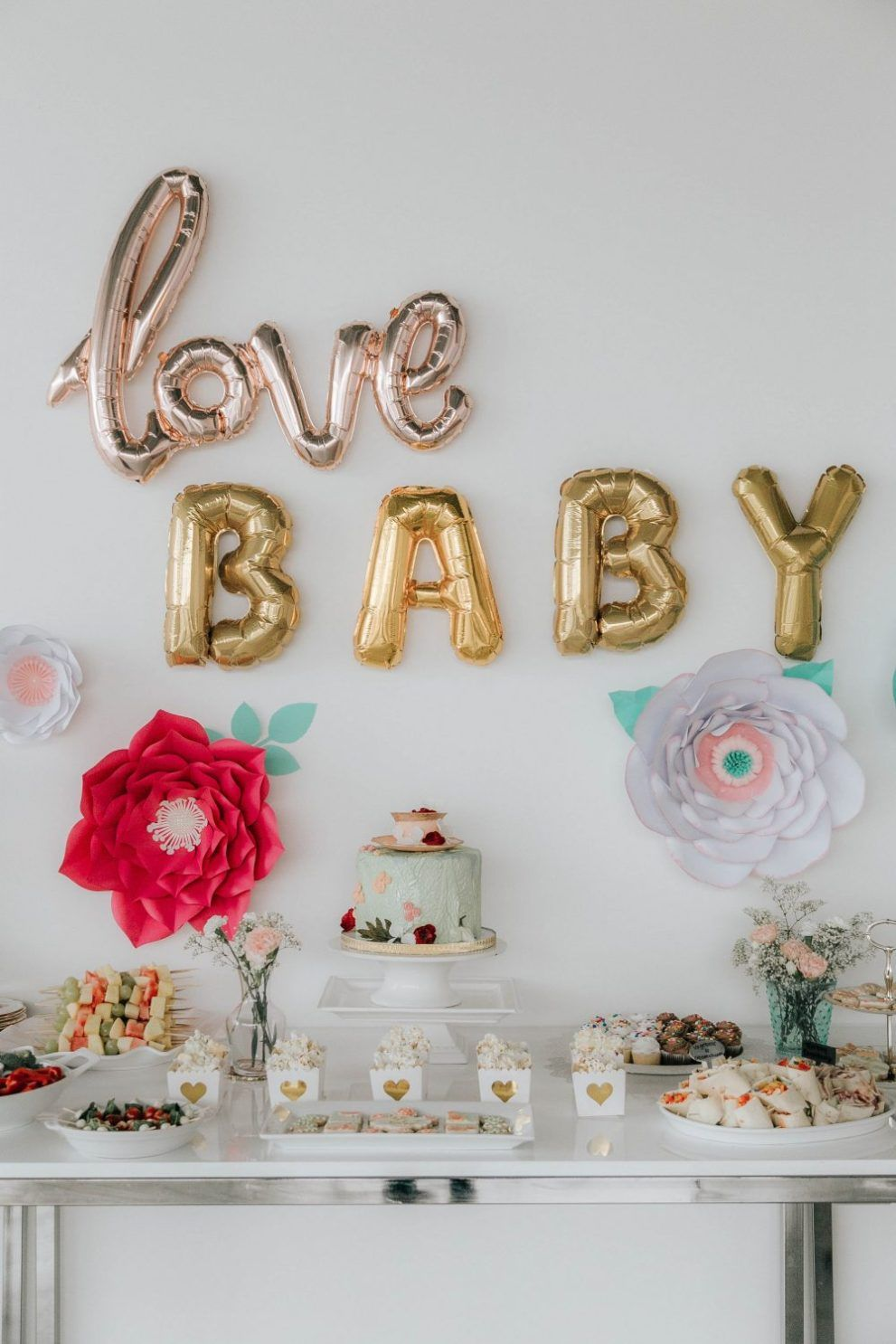 Decoration Ideas Baby Shower Girl 44 Baby Shower Ideas For Boys And Girls Baby Shower Food And
