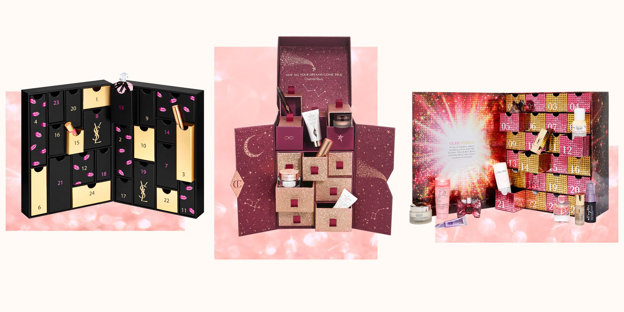 Adventskalender Rituals 2018 Beauty Advent Calendars 2019 40 Of Best From Charlotte Tilbury