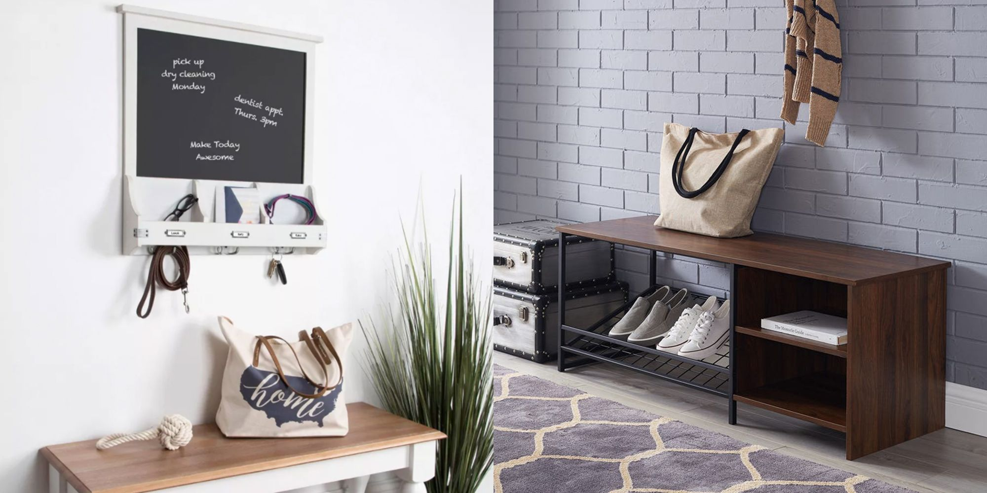 10 Best Entryway Organizers How To Organize Entryways