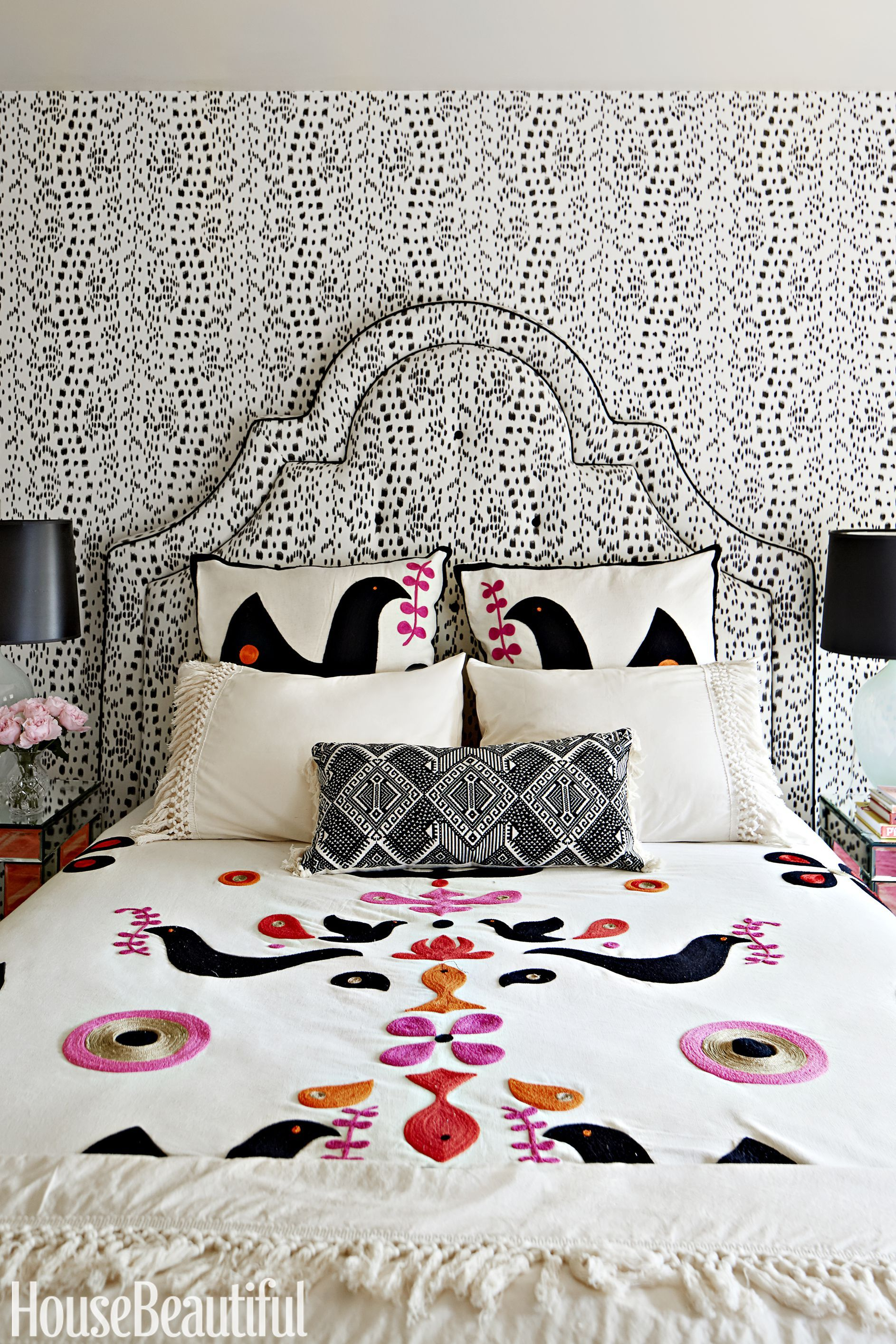 Black And White Bedroom Ideas 15 Beautiful Black And White Bedroom Ideas Black And White Decor