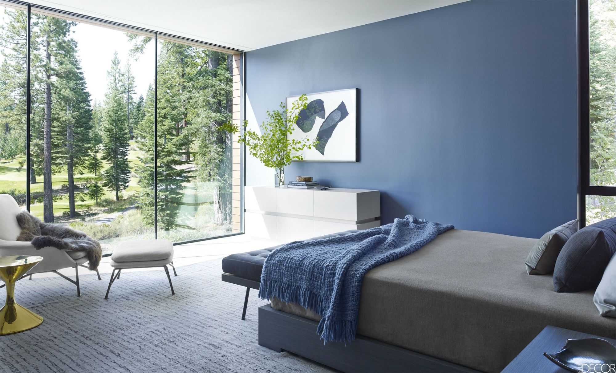 Blue Bedroom Ideas For Adults Best Blue Bedrooms Blue Room Ideas