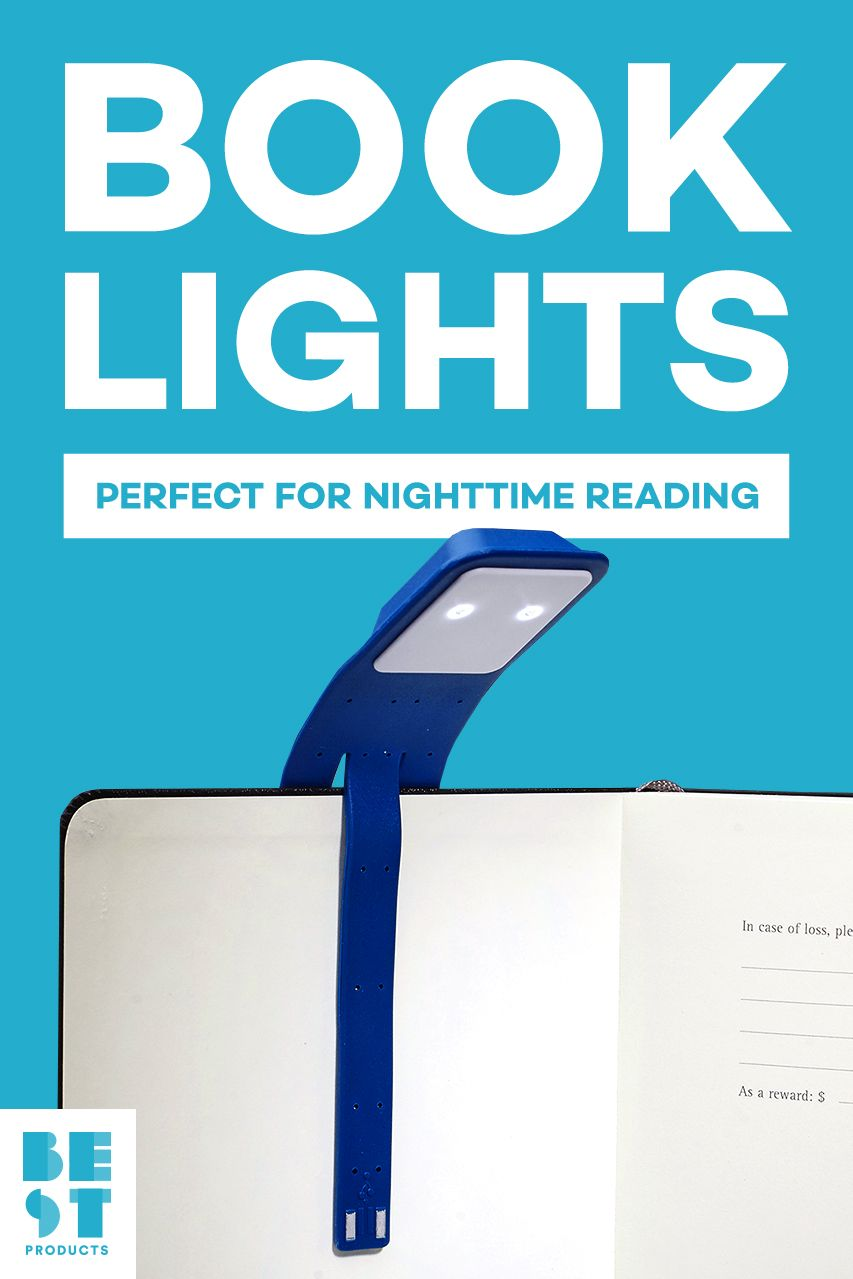 Book Lights 8 Best Book Lights For Nighttime Reading Best Reading Lights