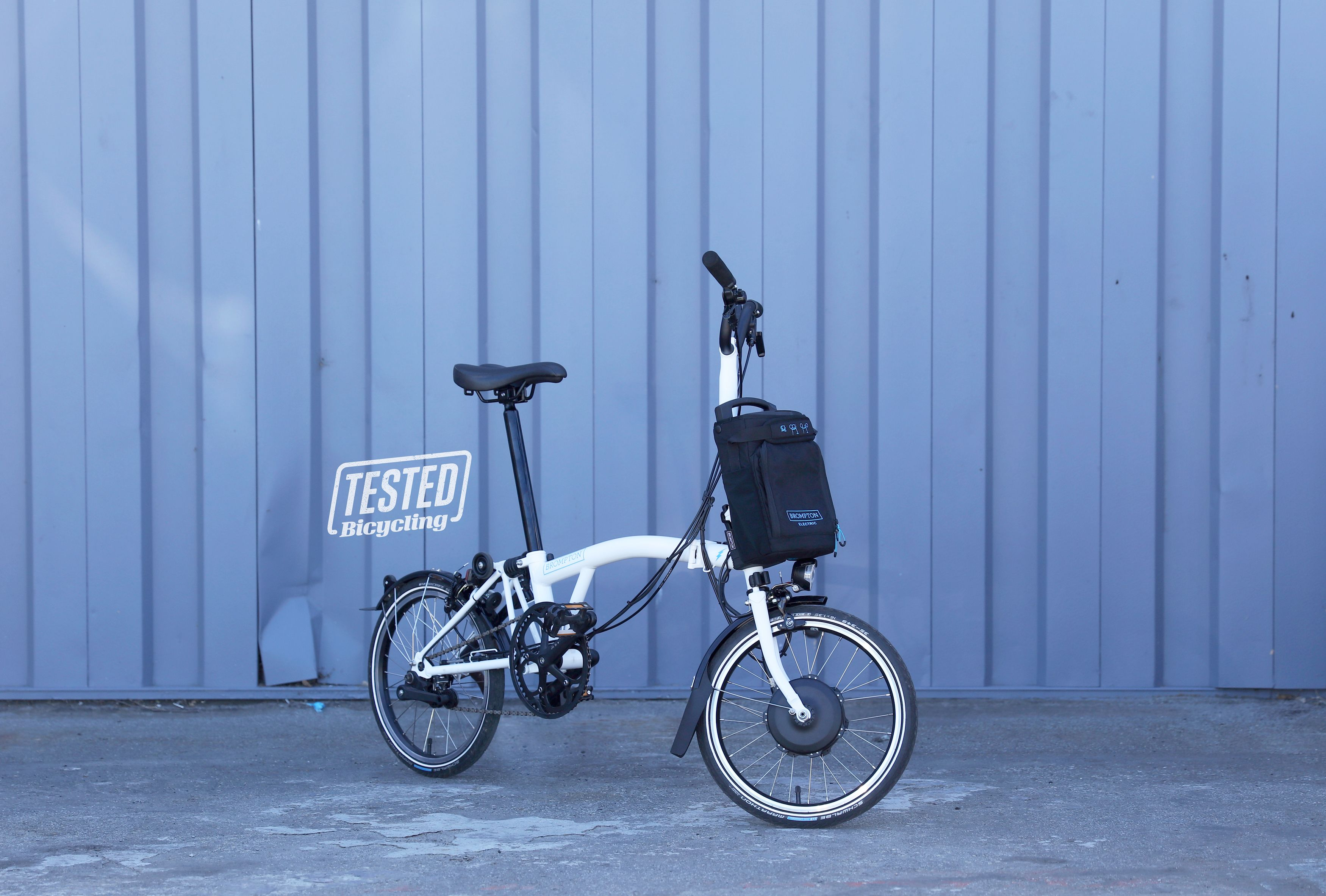 Brompton Bikes Brompton Electric Bike Reviews