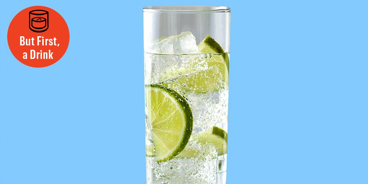 Drink Gin The Gin Rickey Is Salvation In A Glass