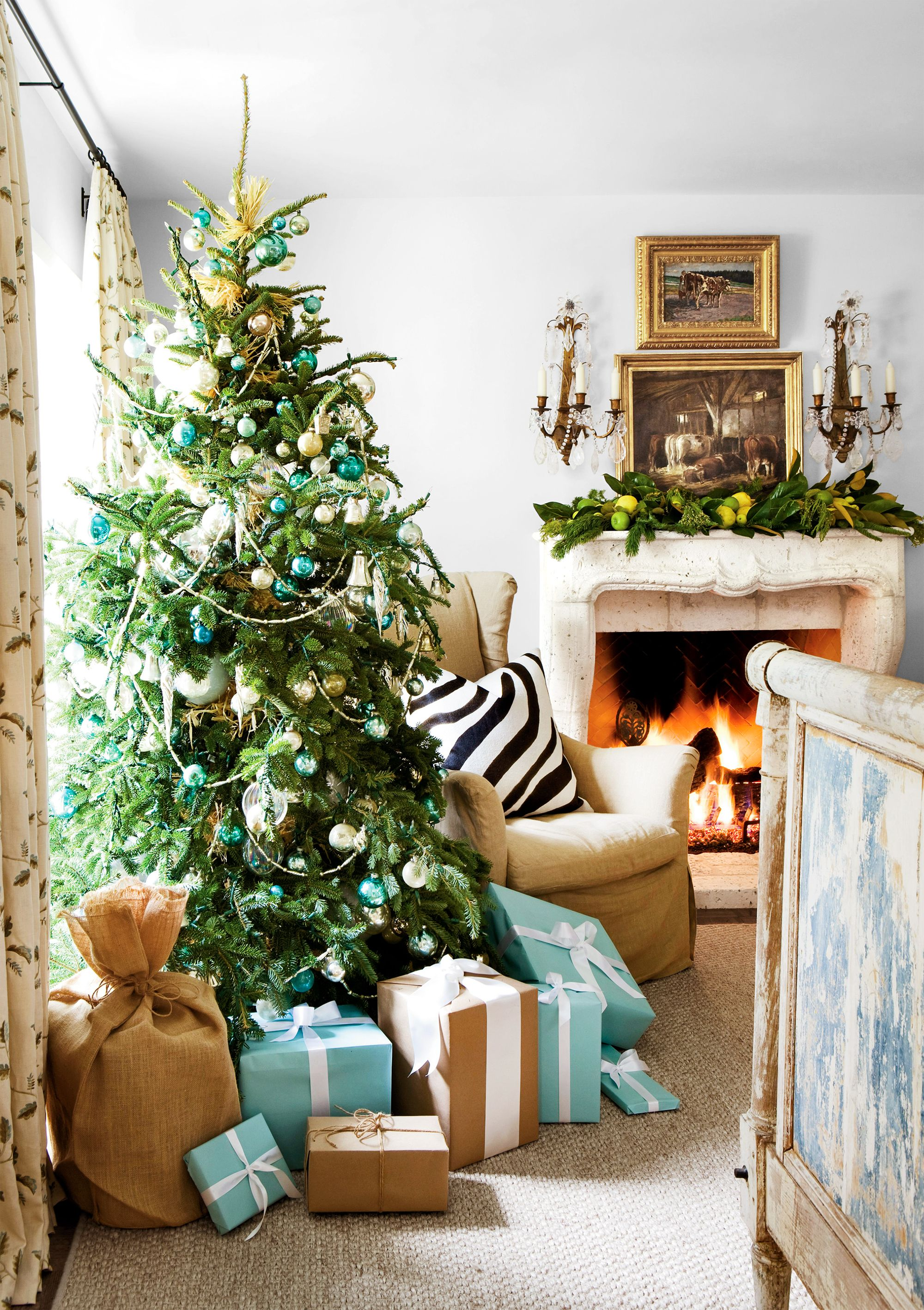 Home Design And Deko Shopping 105 Christmas Home Decorating Ideas - Beautiful Christmas Decorations