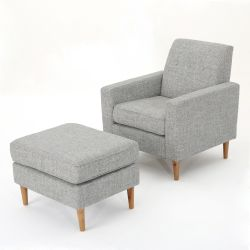 Small Of Cozy Chair And Ottoman