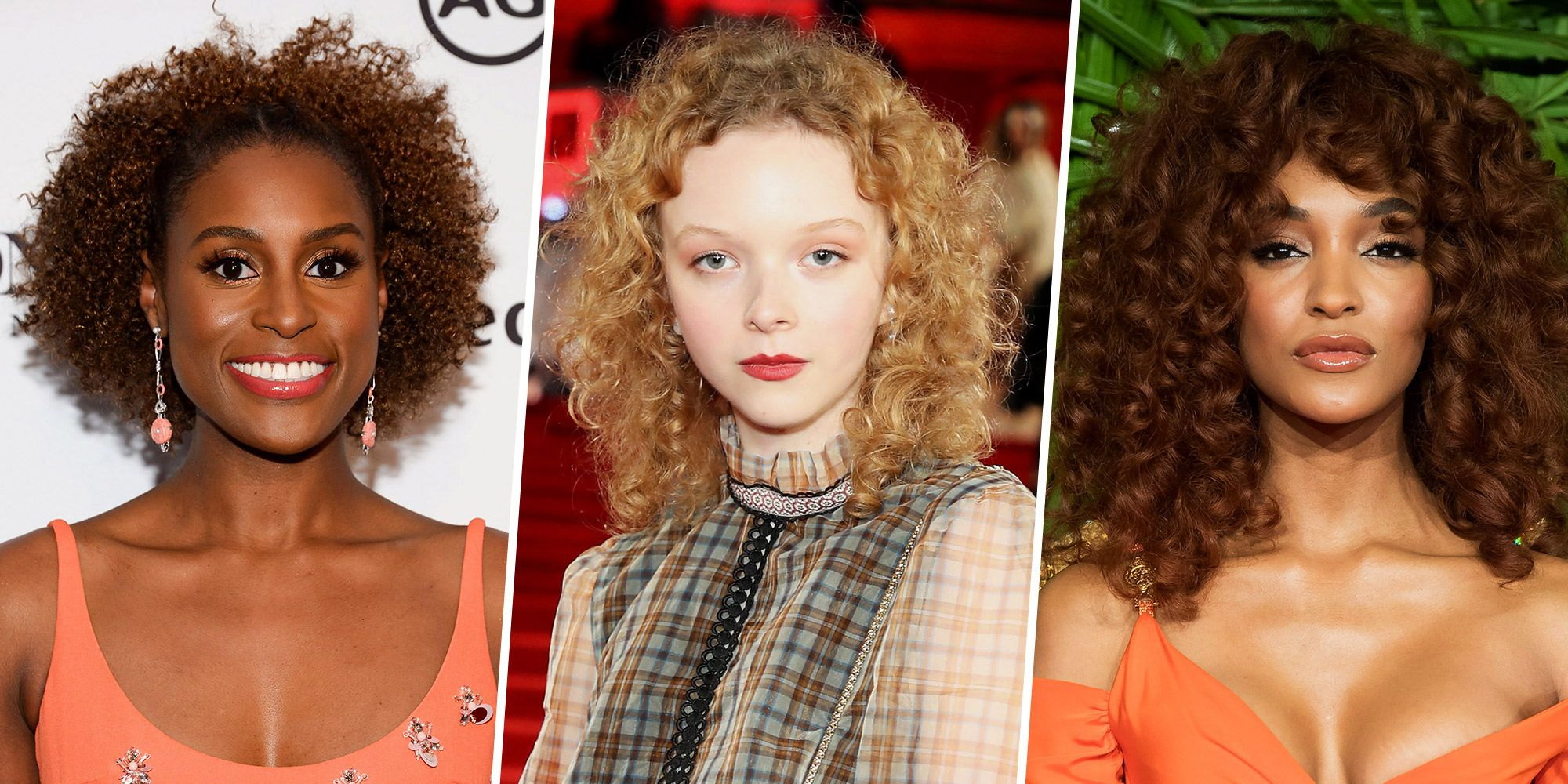 55 Best Curly Hairstyles Of 2018 Cute Hairstyles For