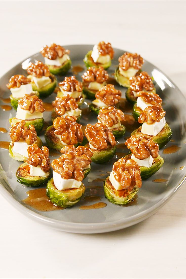 Healthy Christmas Appetizers Pinterest 65 Easy Holiday Party Appetizers Best Christmas Appetizers