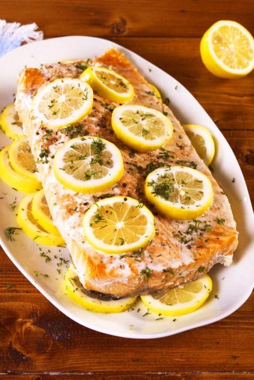 Medium Of Slow Cooker Salmon