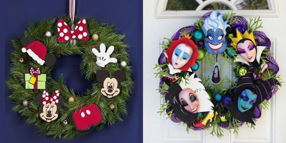 How to throw a Disney Christmas party Disney party Pinterest ideas - disney christmas decorations