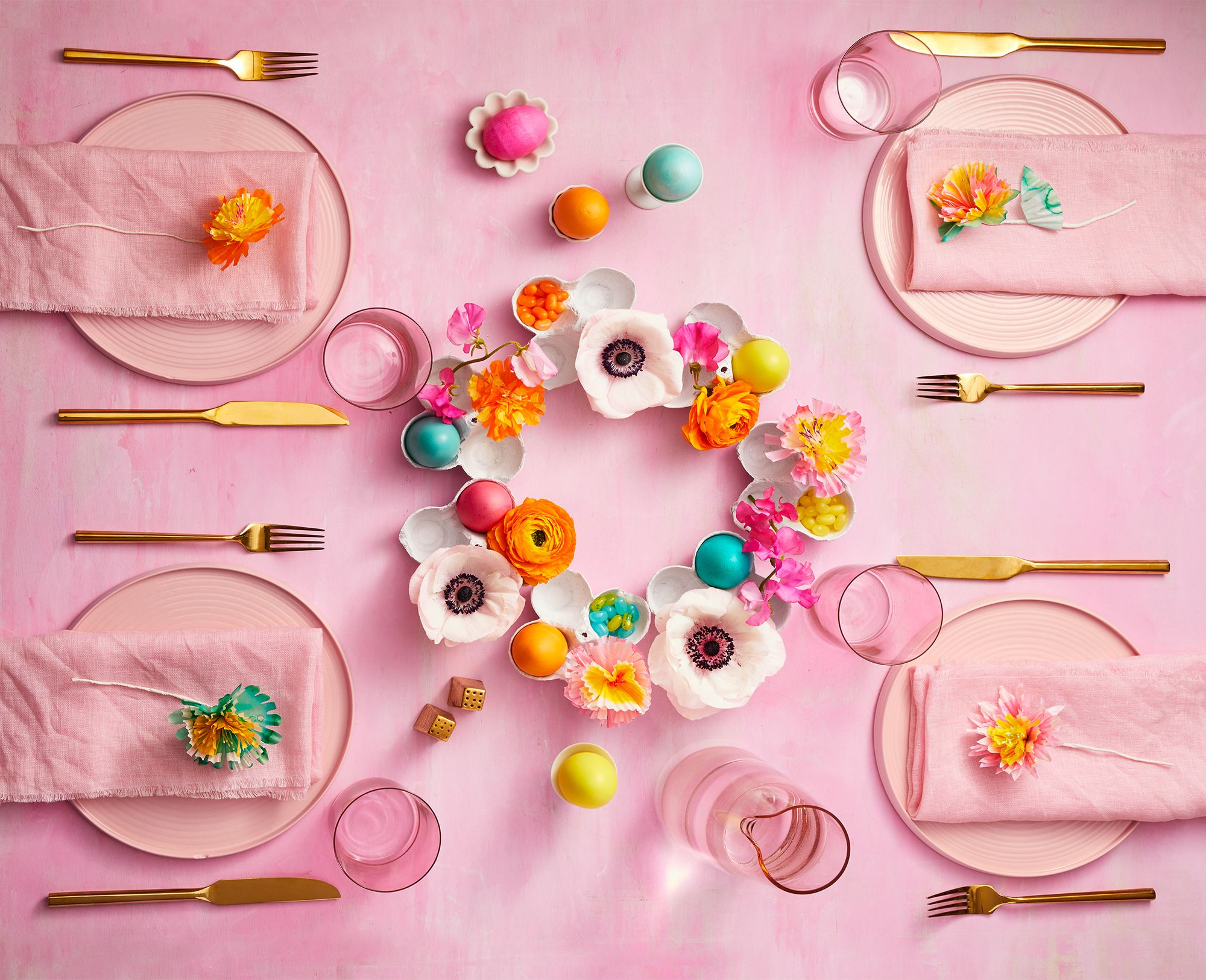 60 Best Easter Decoration Ideas 2021 Diy Table Home Decor For Easter Sunday