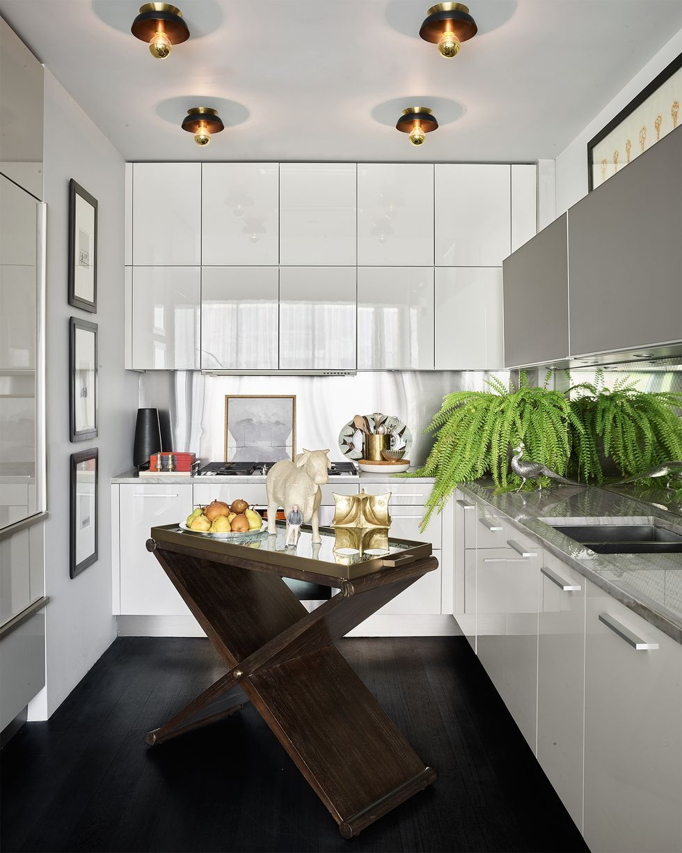 Https Www Elledecor Com Design Decorate Room Ideas G624 One Of A Kind Kitchen Lighting