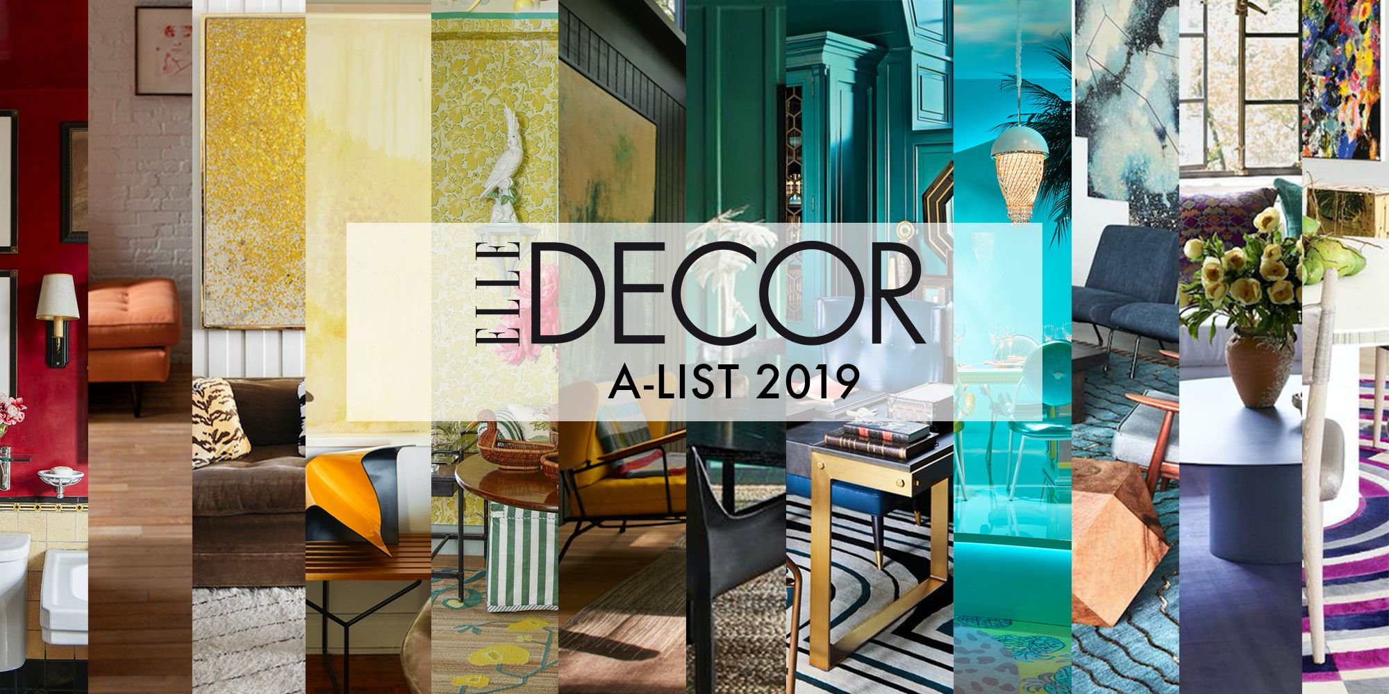 Best Interior Designers 100 Top Interior Designers From Elle Decor - Interieur New York Style