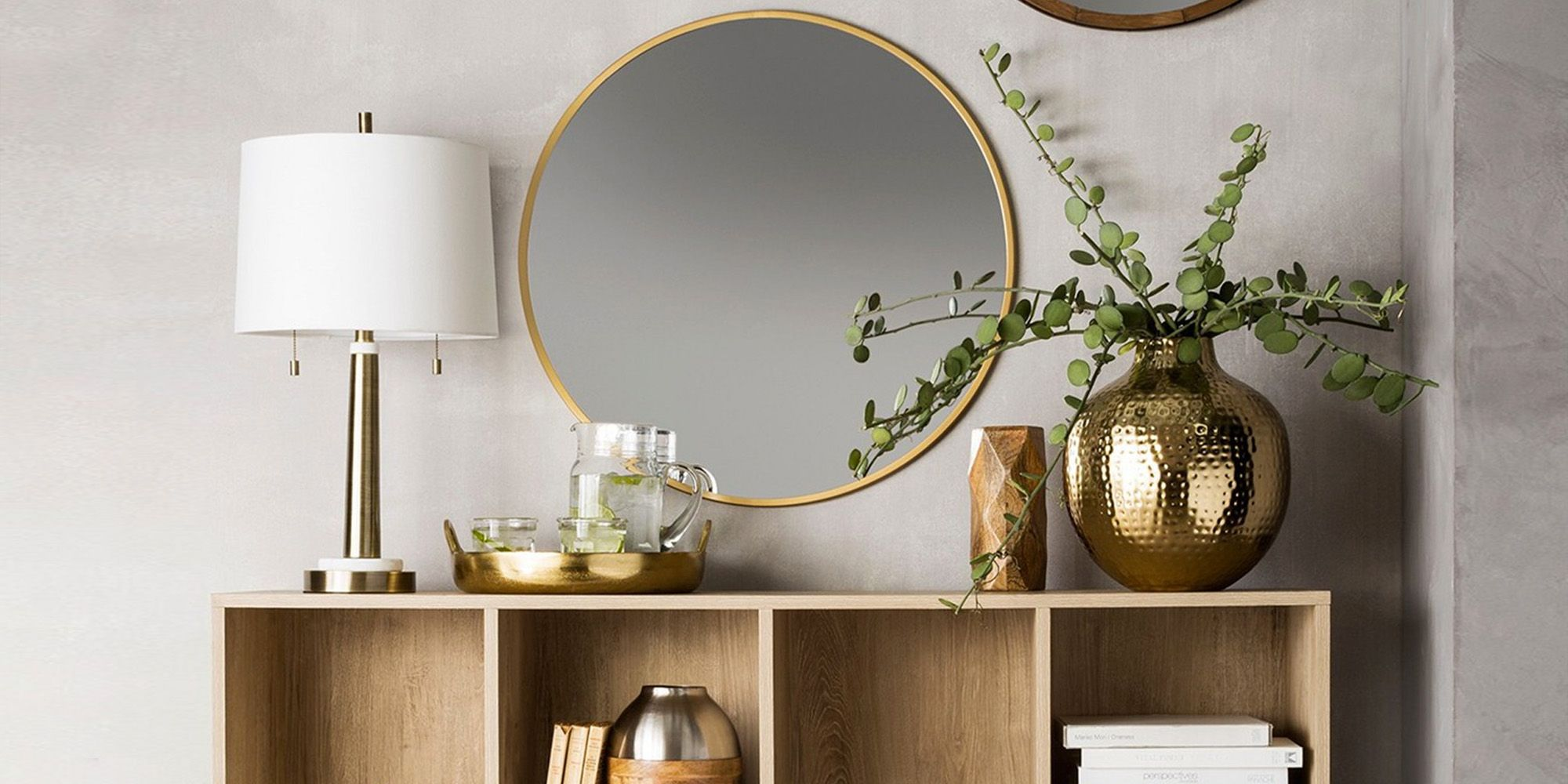 Decorative Mirror Table Cheap Round Wall Mirror Review Round Mirrors They Re So