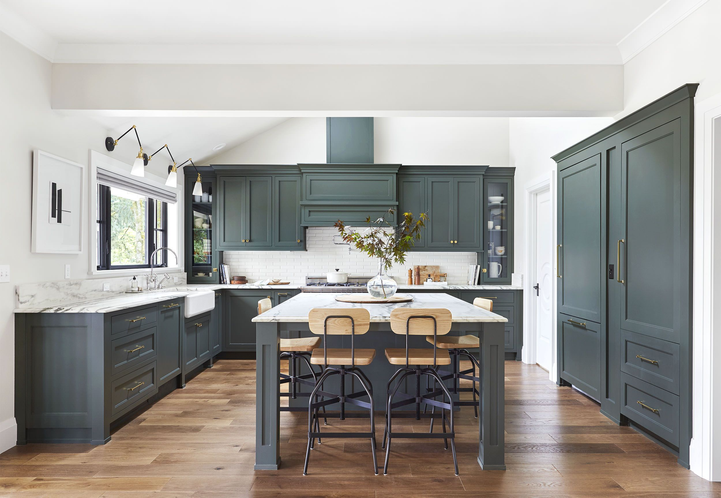 Traditional Kitchens With White Cabinets 15 Best Green Kitchens Ideas For Green Kitchen Design