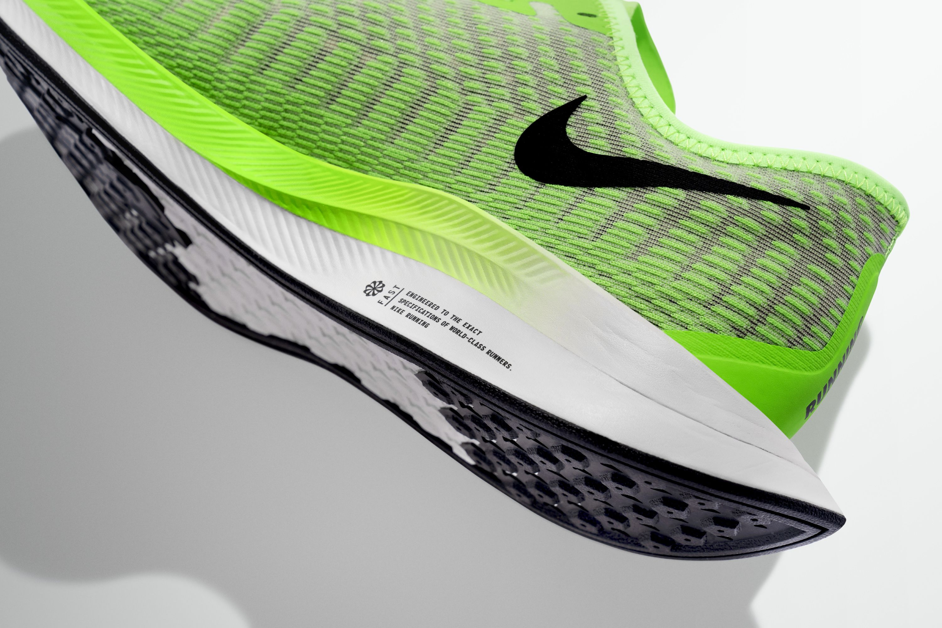 Nike Zoom Grey And Green Nike Air Zoom Pegasus 36 And Zoom Fly 3 New Nikes 2019