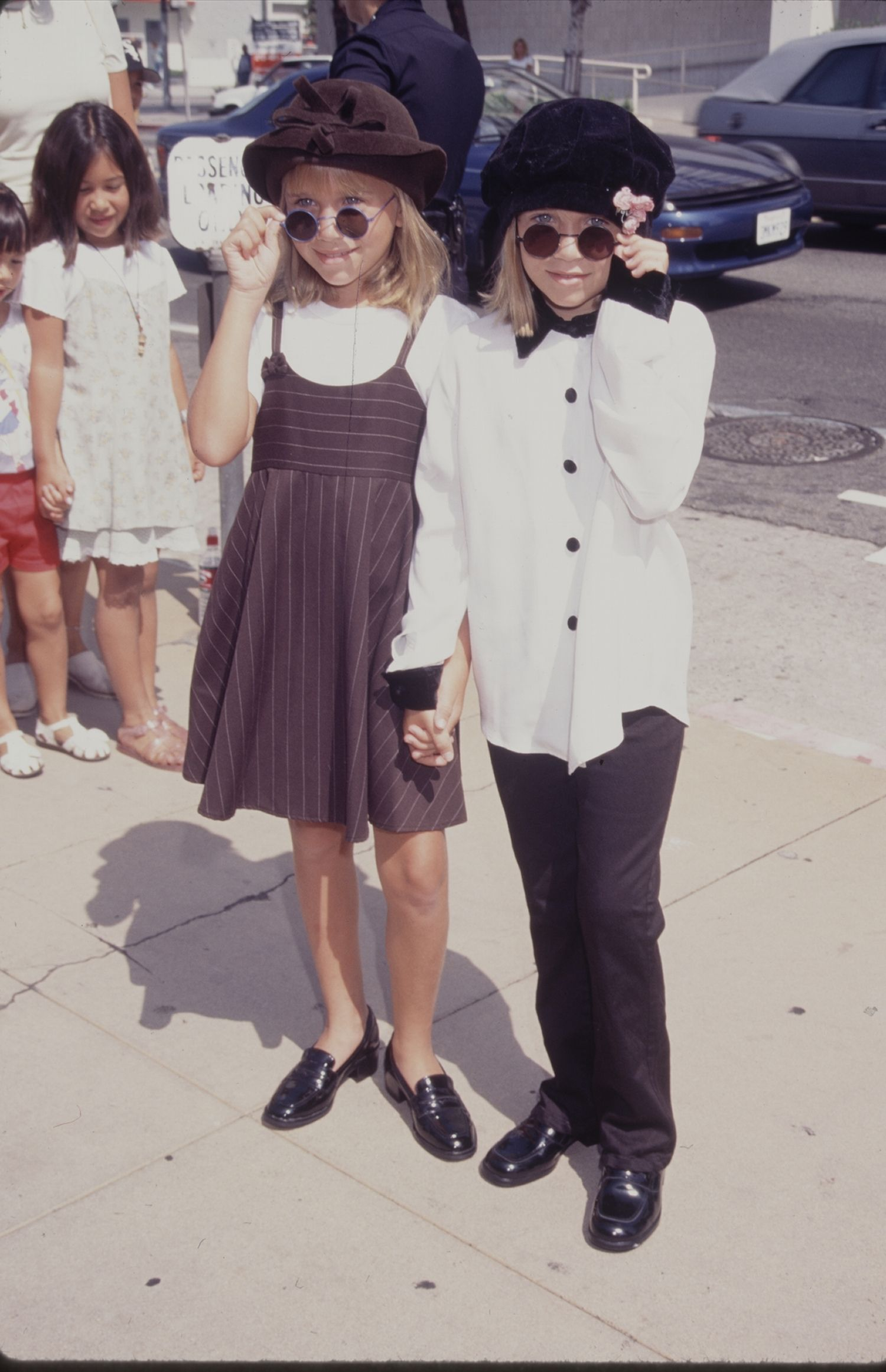 18 Geburtstag Party Outfit Mary Kate And Ashley Olsen S Best Fashion Moments Mary Kate And
