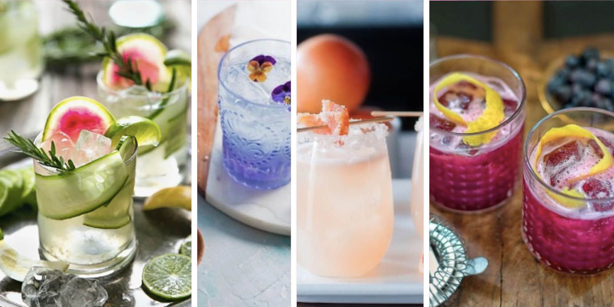 Gin Cocktails Gin Cocktails You Need To Try Gin Cocktail Recipes