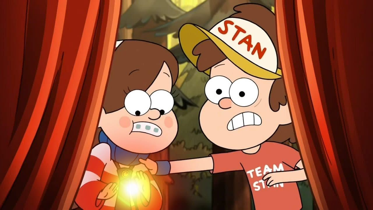 Gravity Falls Hd Wallpaper Netflix Quiere M 225 S Series Animadas Ficha A Alex Hirsch