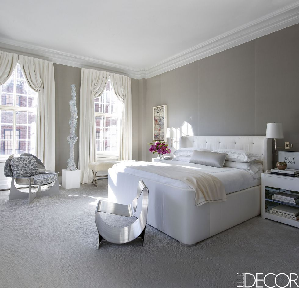 Decor Furniture 20 Stylish Gray Bedrooms Ideas For Gray Walls Furniture
