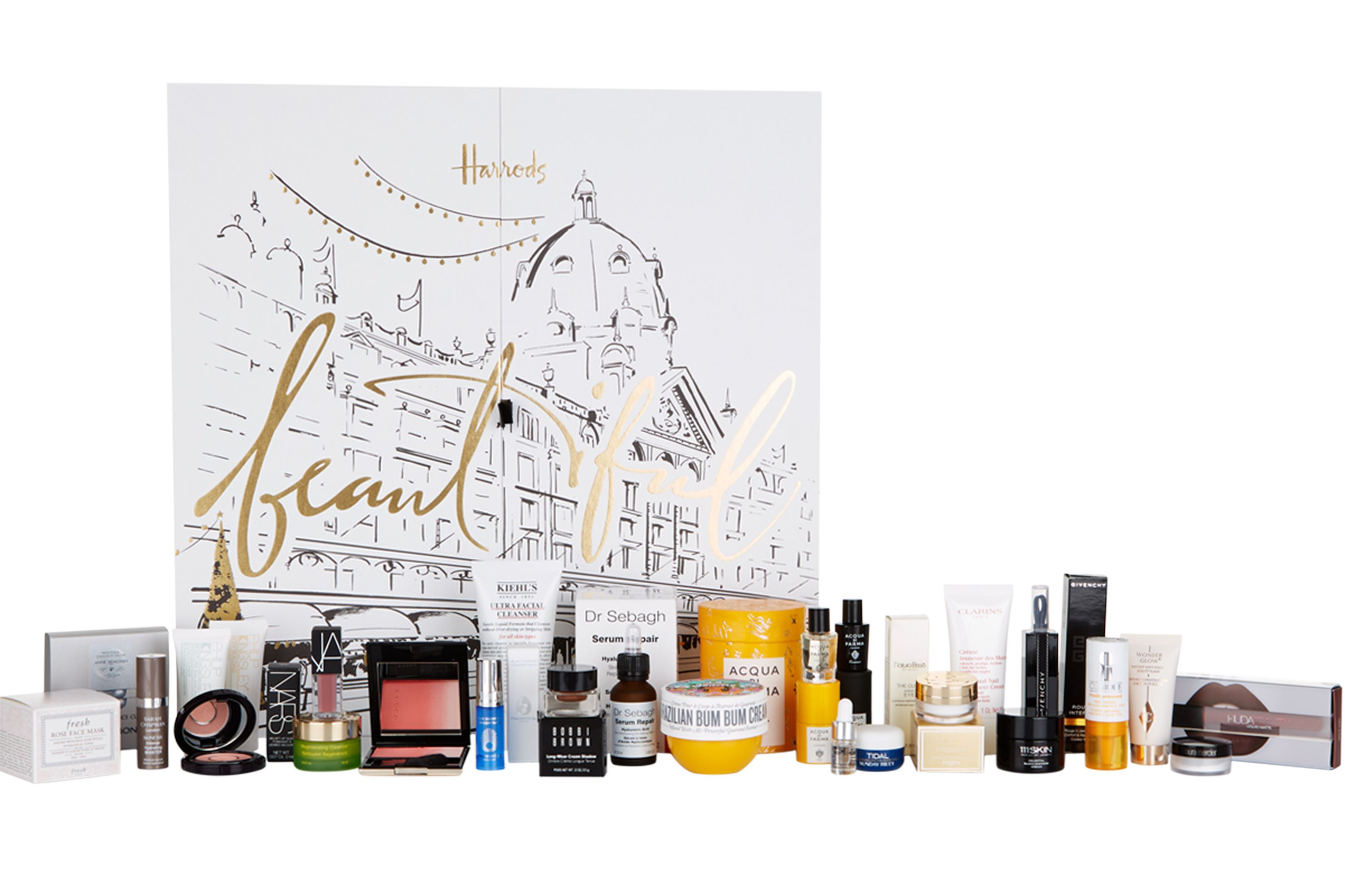 Calendrier Rituals 2018 The Best Luxury Advent Calendars 2018 Beauty Advent Calendars