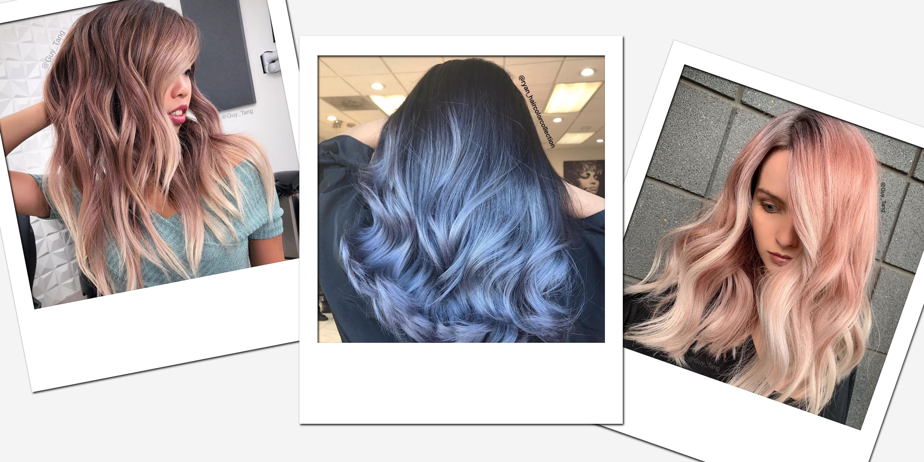 Ombre Look The Ombré Hair Colors That Will Be Huge This Year Ombre Hair Dye