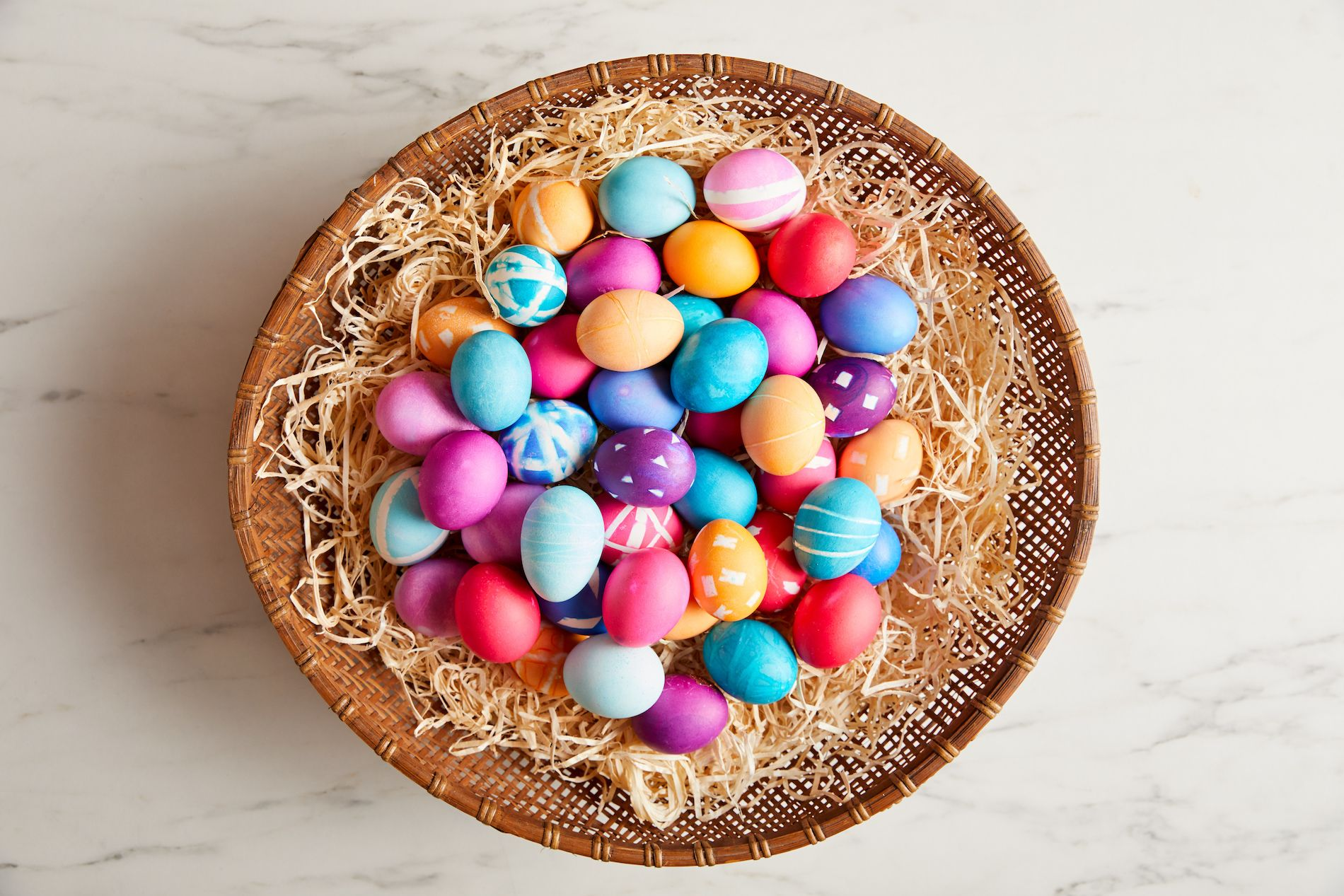Easter Egg This Easter Egg Dyeing Hack Will Blow Your Mind How To Dye