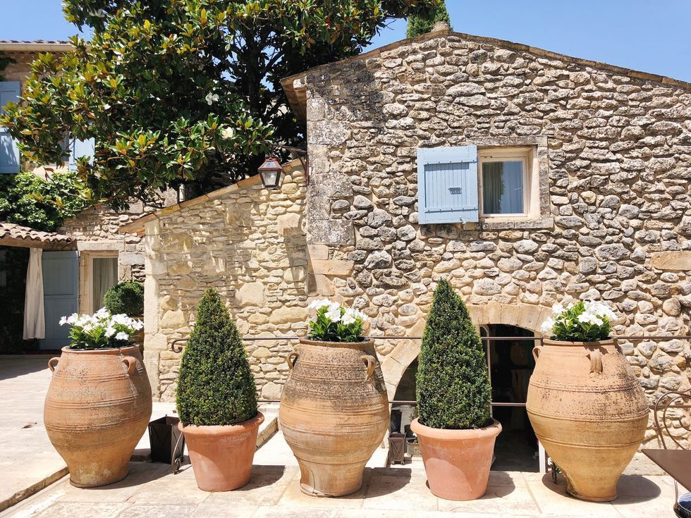 Modern French Farmhouse Exterior What Is French Country Design Facts About French Country Style