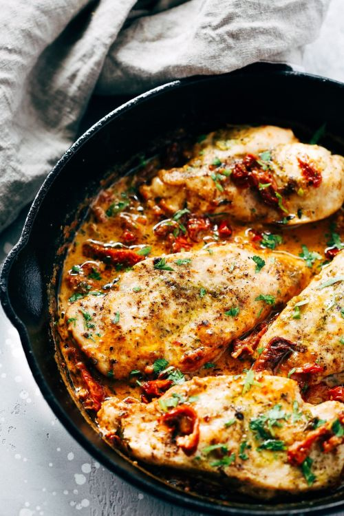 Medium Of Italian Chicken Dishes