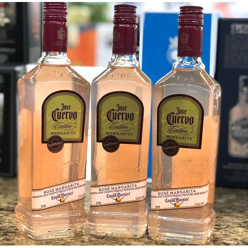 Medium Crop Of Jose Cuervo Margarita